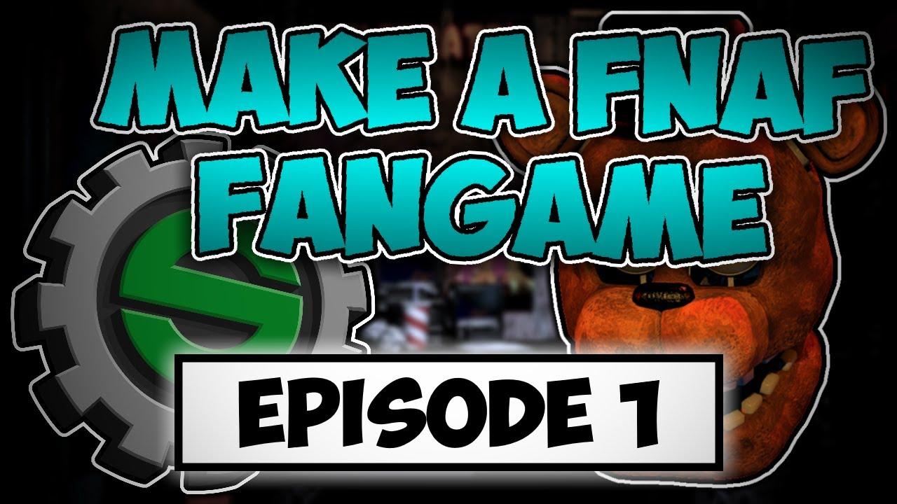 Game Maker Tutorial - FNAF Fan Game - #1 (Remastered)