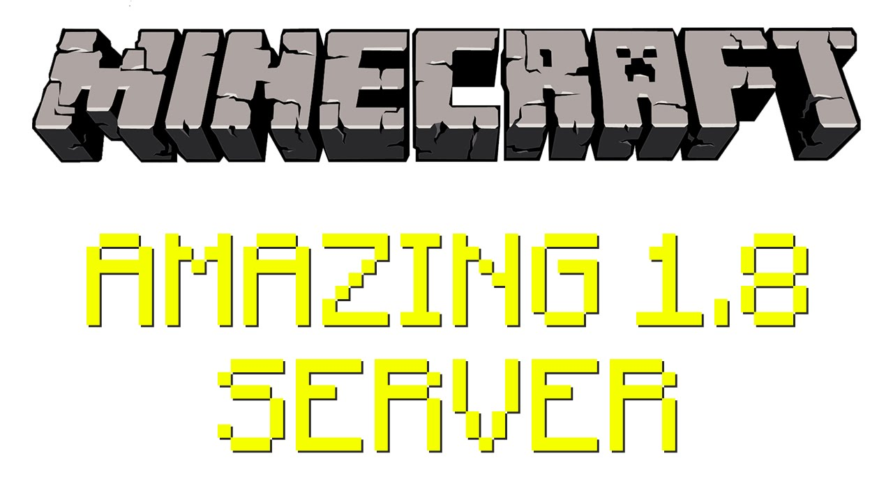 how to make a mc server 1.8