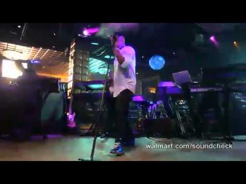 Ne Yo Jealous Live Walmart Soundcheck