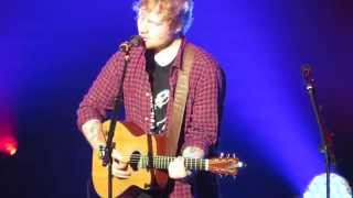 Ed Sheeran-Photograph-NYC 6/14/14