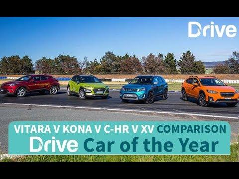 2017 Vitara, Kona, C HR, XV Best City SUV