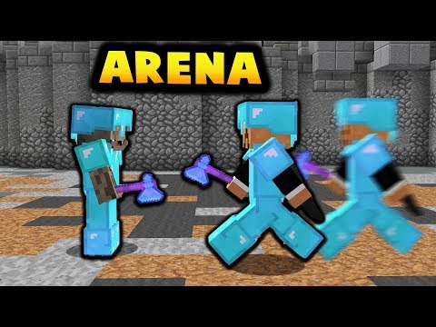 THE CRAZIEST ARENA FACTIONS BATTLE EVER!