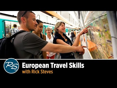 European Travel Skills with Rick Steves Mp3