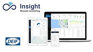Remote monitoring of your equipment - DEIF Insight intro