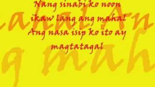 Video Tibok Ng puso Lyrics on screen download MP3, 3GP, MP4, WEBM, AVI, FLV Januari 2018