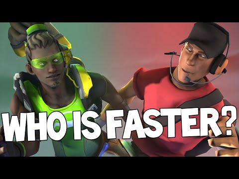 Who is Faster? | Lucio VS The Scout