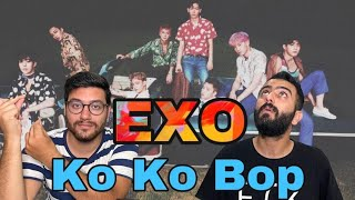 EXO 엑소 'Ko Ko Bop' MV Reaction