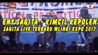 Video ENY SAGITA - KIMCIL KEPOLEN - SAGITA LIVE TERBARU WLINGI EXPO 2017 download MP3, 3GP, MP4, WEBM, AVI, FLV Agustus 2018