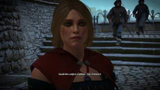 The Witcher 3: Wild Hunt - Part 260 -- Novigrad, A City Closed