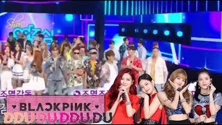 (Part 36) K-Idols Dancing and Singing to BLACKPINK Songs