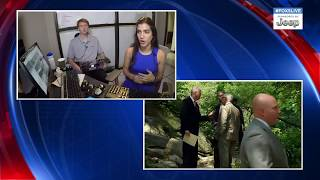 FOX 5 LIVE (6/28): Breaking including: unsolved explosion Central Park; Amtrak fatalities