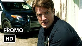 "The Rookie 1x02 Promo ""Crash Course"" (HD) Nathan Fillion series"