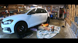 homepage tile video photo for 2018 VW GTI SE Ep.377: How To Quiet Down a GTI Exhaust