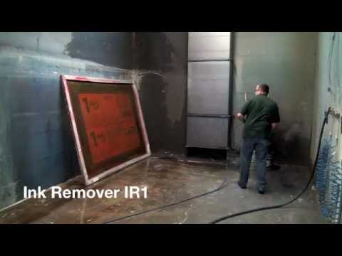 SAATI Chemicals Ink Remover IR1