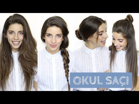 Quick and Easy 3 Hair Modal | Back to School
