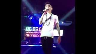 Wowy - Kẻ tội đồ [live]