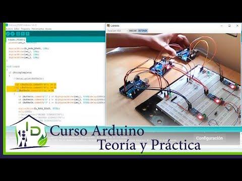 22 Curso Arduino - Protocolo RS485 Y Arduino Uno
