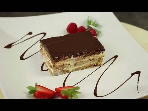 Schoko keks kuchen ohne backen