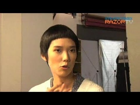 Always a plus for being tall (Tao Okamoto Pt 3)