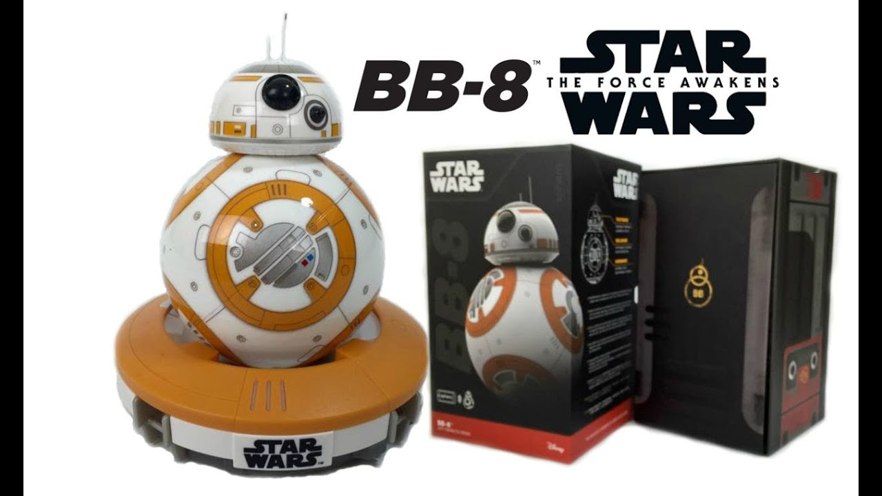 Sphero Star Wars BB-8 Droid App Controlled Robot