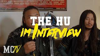 the hu im interview was heit es als mongolische musiker die welt zu bereisen