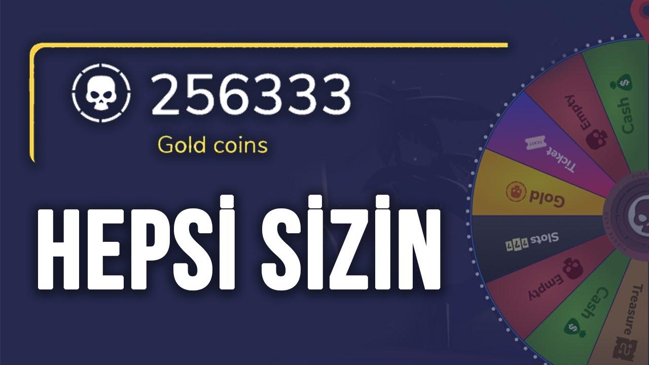 PirateCash Tüm Coinlerimi Size Dağıtıyorum