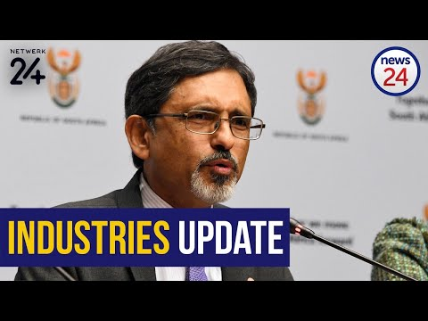 WATCH LIVE | Government to clarify classification of industries for reopening of economy