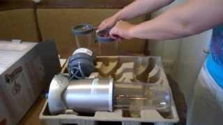 видео блендер nutribullet