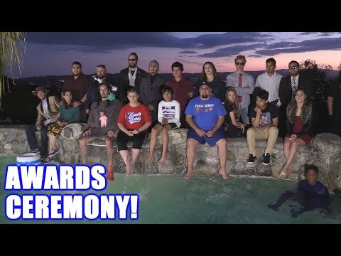 AWARDS CEREMONY! | Offseason Softball Series & On-Season Football Series