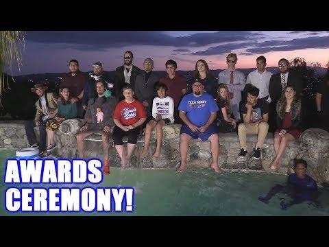AWARDS CEREMONY! | Offseason Softball Series & On-Season Football Series