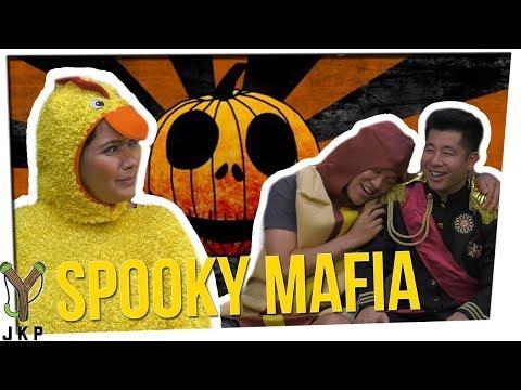 Halloween Mafia   New Role: Lawyer! Ft. Gina Darling