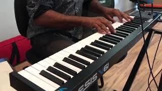 JAIMINHO SILVA- INSTRUMENTAL ENSAIO MUSIC BASS ACÚSTICO