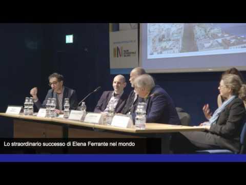 LO STRAORDINARIO SUCCESSO DI ELENA FERRANTE NEL MONDO