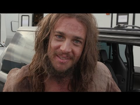 A Day In The Life Of... Alexander Dreymon  The Last Kingdom