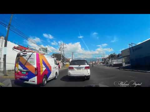 Full drive from Linstead to Kingston Jamaica | Part Two | GPS Guided | Walinton Mosquera