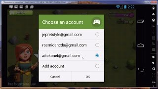 How To Make A Game Account Multi Clash Of Clans Coc In One Device