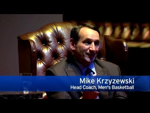 Lessons in Leadership with Duke University's Coach K