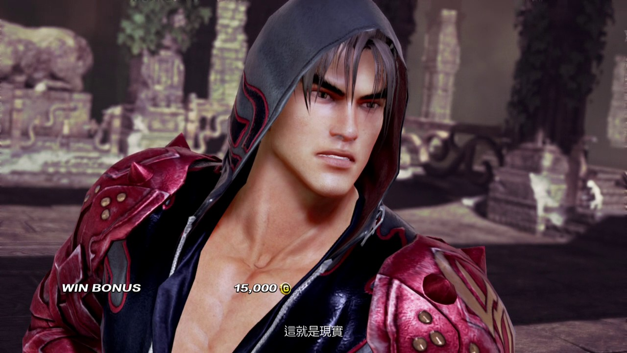 tekken jin kazama arcade mode youtube