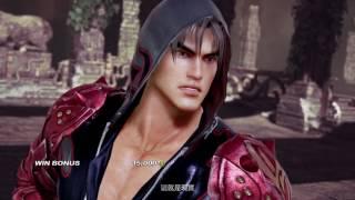 Tekken 7-Jin Kazama Arcade Mode