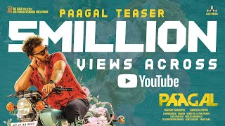 Paagal Teaser - Vishwak Sen | Naressh Kuppili | April 30th Release