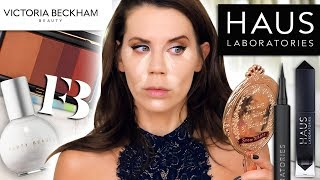 Download 🤔 OVERHYPED THE HAUS ... Testing New Makeup! Mp3 and Videos