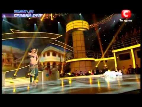 India. Bollywood. Choreography by Roman Gorbach