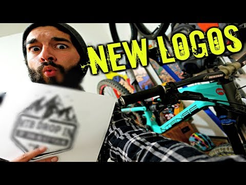 New Logo T Shirts and Stickers & World Wide Cyclery | Best Mountain Bikes of 2018