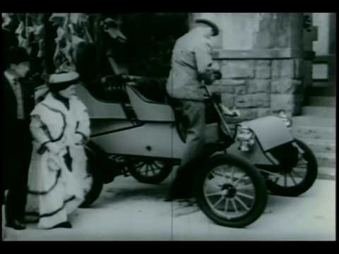 Automotive History - The American Road by Ford