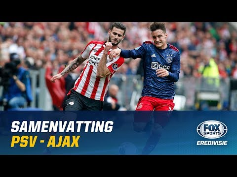 HIGHLIGHTS | Samenvatting PSV - Ajax