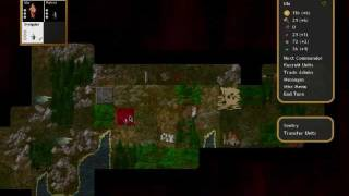 Conquest of Elysium 3 (Dwarf) Part 1