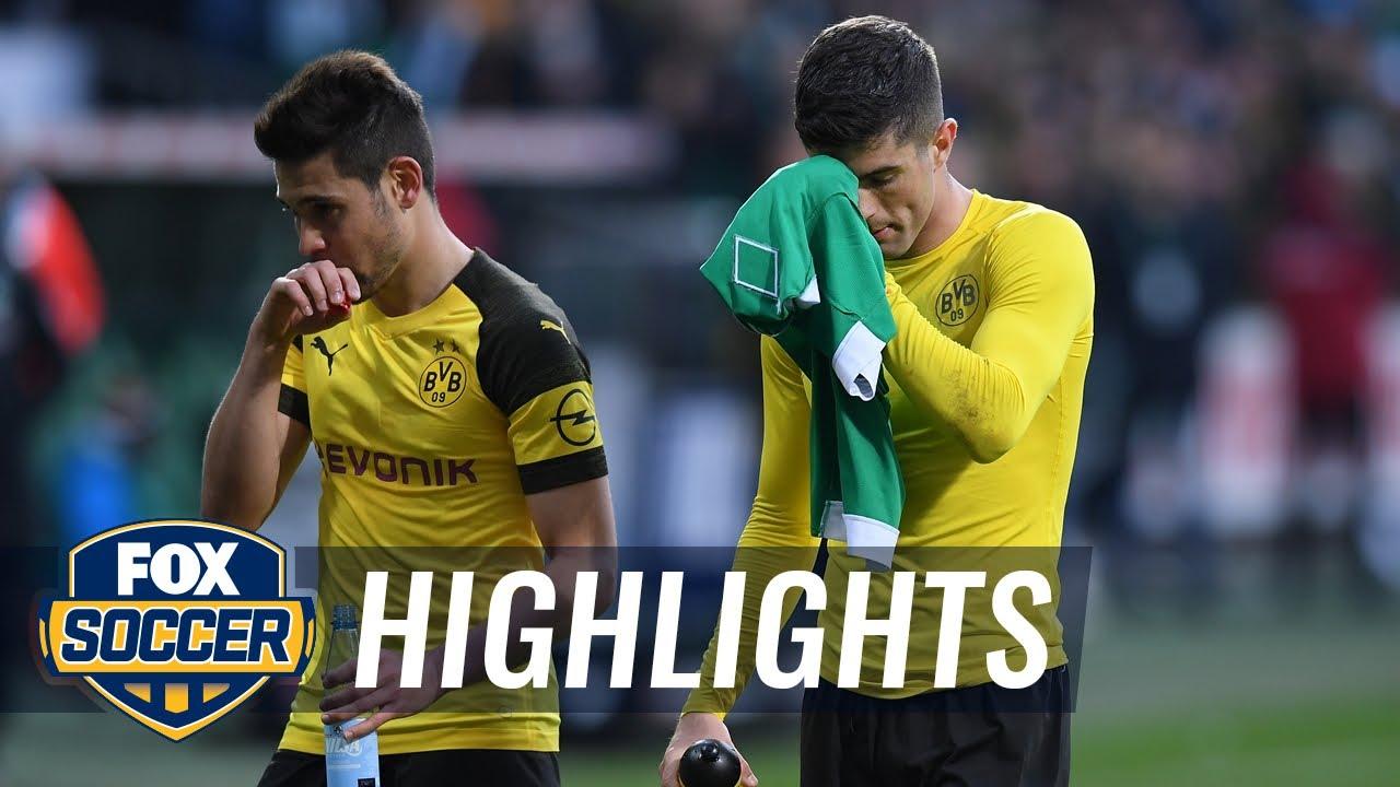 Bremen Vs Dortmund