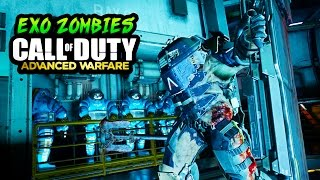Call Of Duty: Advanced Warfare - Supremacy DLC Zombies & Multiplayer! (Call of Duty AW DLC Gameplay)