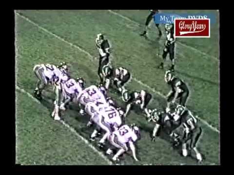 Anderson 34 St Xavier 21 1996 Football