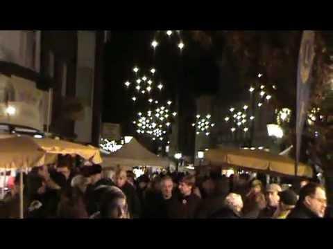 Weihnachtsmarkt Kempen.Erster Kempener Weihnachtsmarkt 2012 01 12 2012 Zusammenschnitte